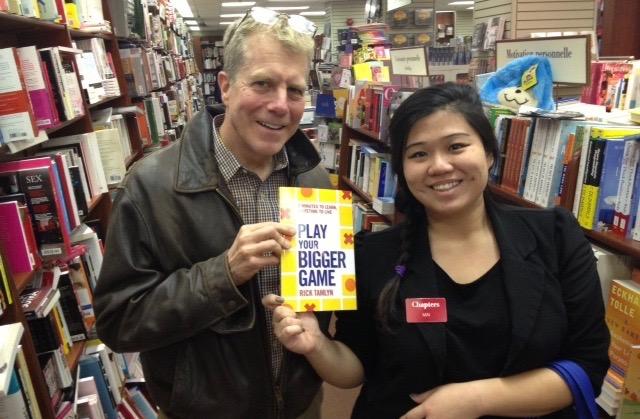 Rick bookstore 2